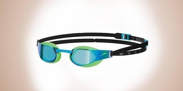 Очки для плавания Speedo Fastskin 3 Elite Mirror