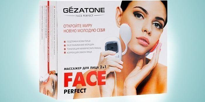 Аппарат Biolift4 Face Perfect Gezatone