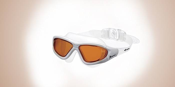 Очки для плавания VIEW Xtreme V-1000