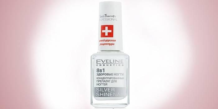 Препарат для лечения ногтей Eveline 8 в 1Nail Therapy Professional Vitamin Booster