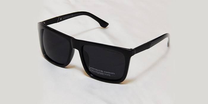 Очки с пластиковой оправой для мужчин Porsche Design