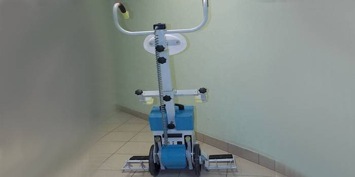 Подъемник для инвалидных колясок Меркурий+ Пума Уни 130