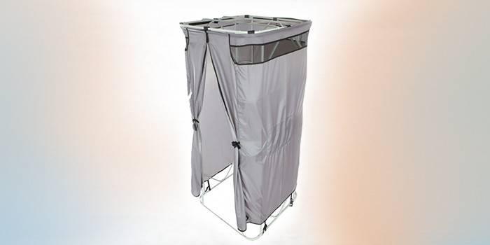 Каркасный душ для дачи ShelterLogic