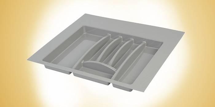 Универсальный вкладыш в кухонные ящики