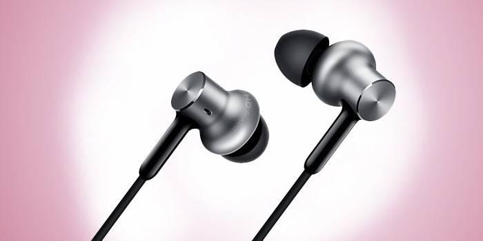 Наушники вакуумные Xiaomi Mi In-Ear Headfones Basic