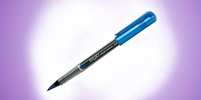 Перьевая ручка с пластиковым пером Pentel JL30