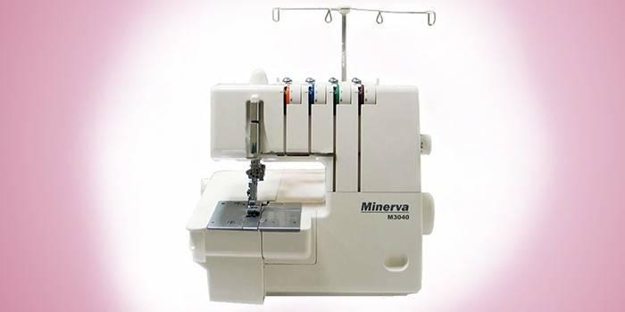 Коверлок Minerva М3040