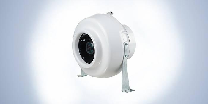 Круглый центробежный канальный вентилятор Вентс ВК 200