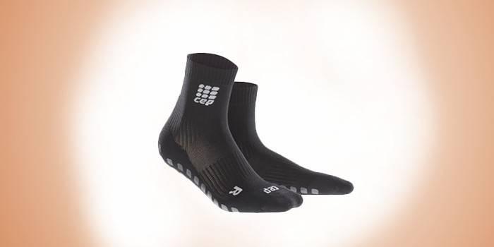 Компрессионные носки для игровых видов спорта