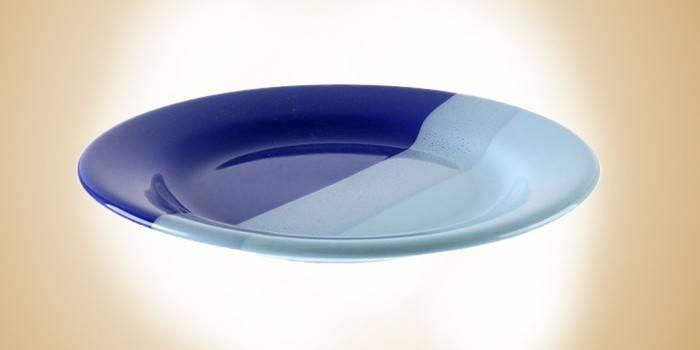 Трехцветная тарелка Cesiro 1469361