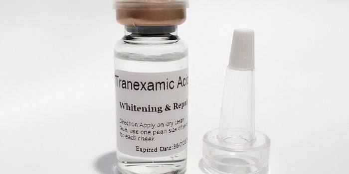 Tranexamic acid во флаконе