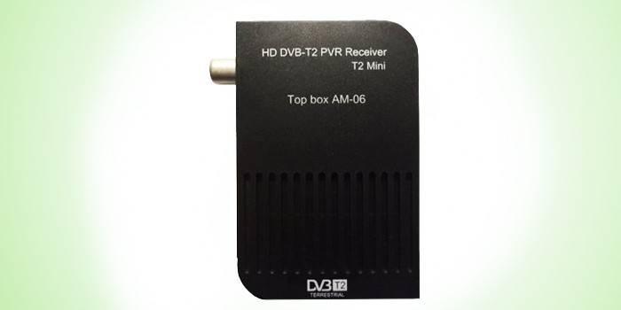 Автономный, внешний видеоадаптер Top box AM-06
