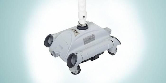 Высокопроизводительный автоматический пылесос для бассейна Intex Auto Pool Cleaner 28001/58948