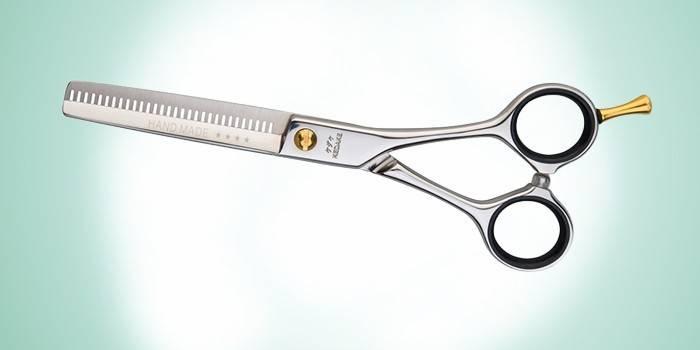 Высококачественные ножницы для филировки KEDAKE 4955-0027