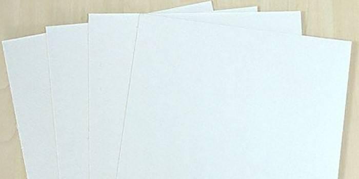 Набор отбеленного пивного картона HY1001555