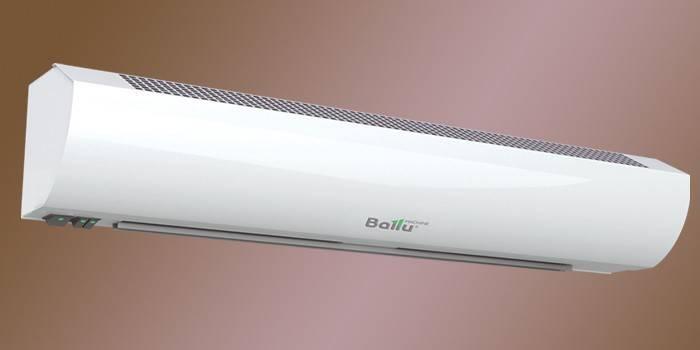 Тепловая завеса с защитой от перегрева Ballu BHC-L06-S03