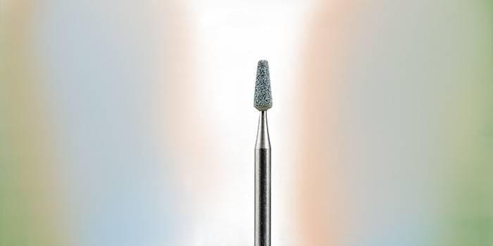 Фреза для шлифовки в форме усеченного конуса, тонкая, 700 R 649 HP 025 655