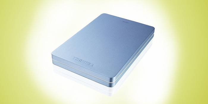 Canvio Alu S3 2Tb Blue