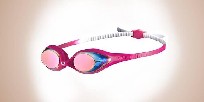 Очки для плавания Spider Junior от Arena