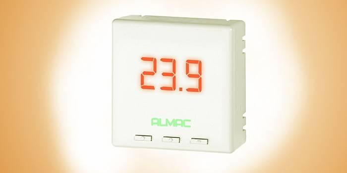 Электронный терморегулятор для инфракрасных обогревателей Almac IMA-1.0