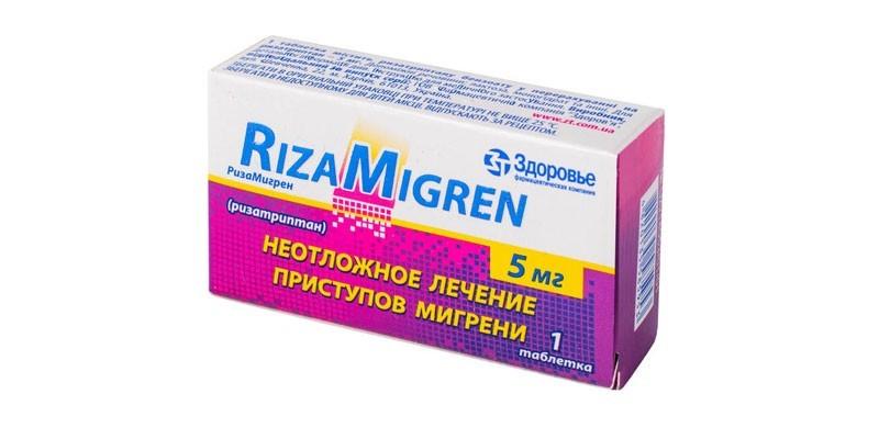 недорого от мигрени что принять