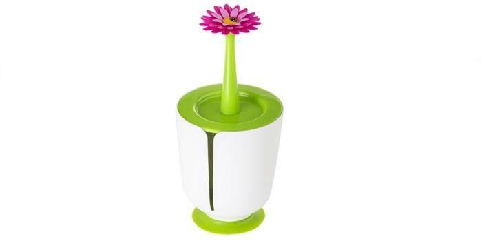 Из пластика Vigar Flower Power