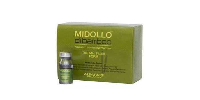 Thermal Filler Form Alfaparf Midollo Di Bamboo