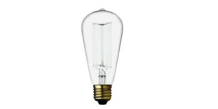 Лампа Эдисона Danlamp Edison lamp
