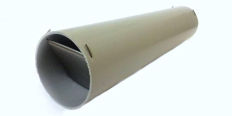 Кротоловка из трубы