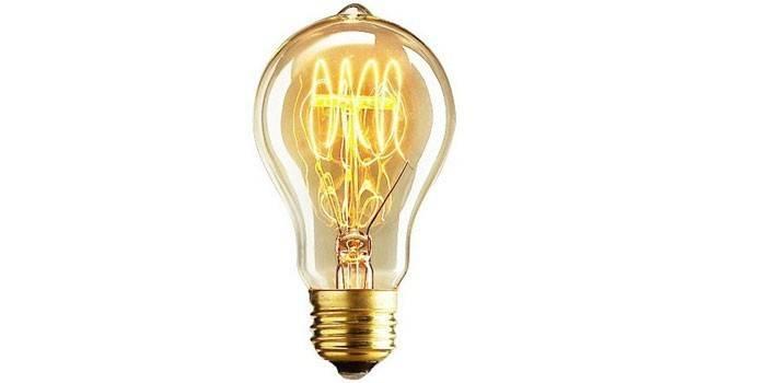 Лампа Эдисона Arte Lamp Edison LED-A19T-CL60