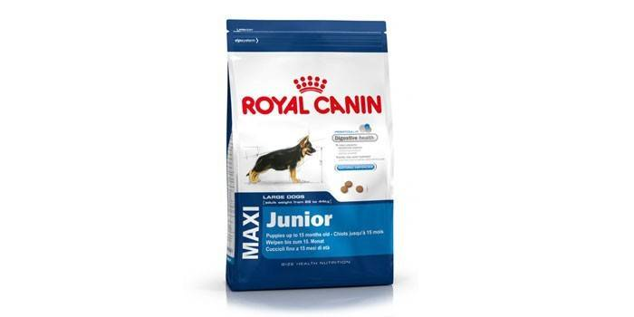 Корм для собак Royal Canin Maxi Junior