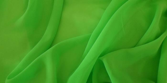 Зеленый креп