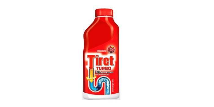 Tiret Turbo от засоров